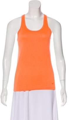 Nike Logo-Embellished Sleeveless Top