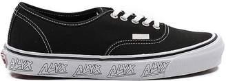 Vans Authentic ALYX Black