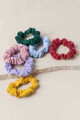 francesca's Dina Mini Scrunchie Set - Multi