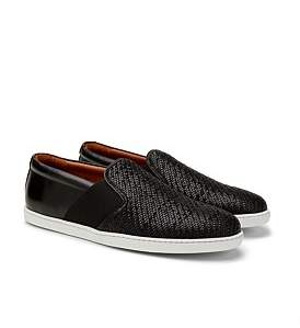 Calibre Leather Slip On Sneaker