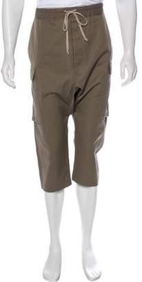 Rick Owens Sisyphus Cropped Pants