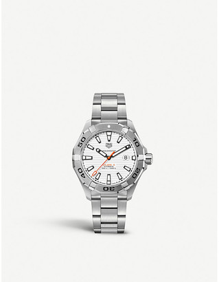 Tag Heuer WAY2013.BA0927 Aquaracer stainless steel watch