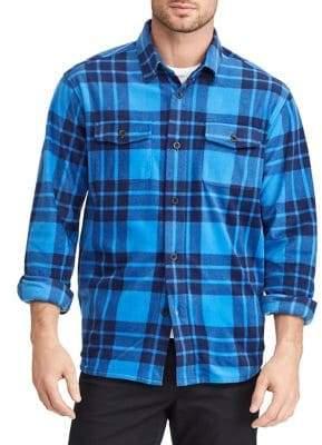 Chaps Big Tall Fleece Shirt