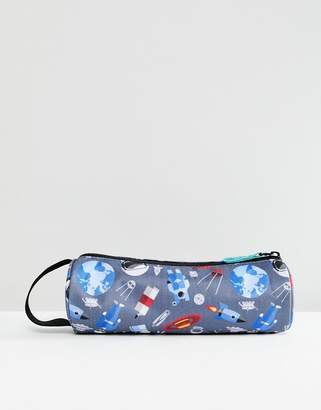 Mi-Pac pencil case with space print
