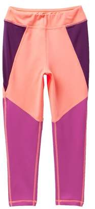 Tea Collection Color Block Sport Leggings (Toddler, Little Girls, & Big Girls)