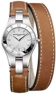 Baume & Mercier Linea 10036 Interchangeable Bracelet Watch