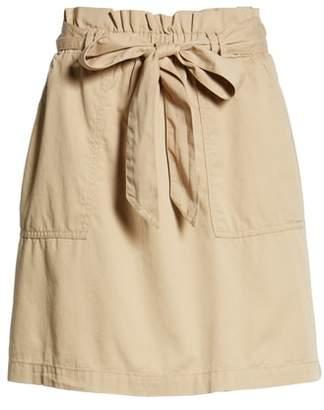 BP Paper Bag Waist Skirt