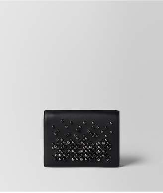 Bottega Veneta Nero Spheres Chain Wallet