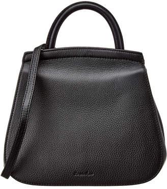 Steven Alan Leather Mini Convertible Backpack