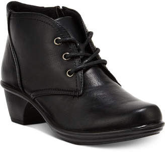 Easy Street Shoes Debbie Ankle Booties Women's Shoes