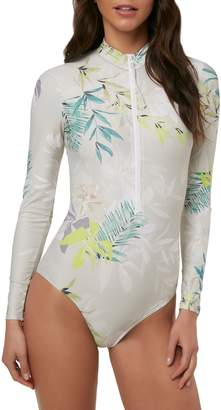 O'Neill Collins 365 Hybrid Long Sleeve Rashguard Swimsuit