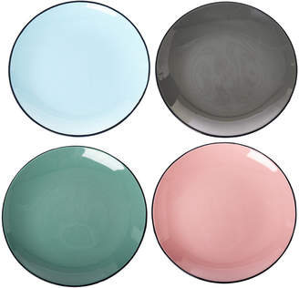 Pols Potten Colour Scales Plates - Set of 4