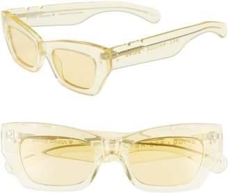 Bec & Bridge Pared Petite Amour 50mm Sunglasses