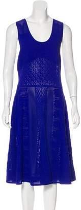 Prabal Gurung Sleeveless Midi Dress