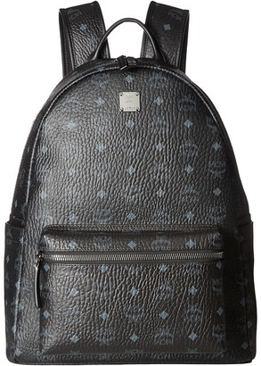MCM - Stark No Stud Medium Backpack Backpack Bags $790 thestylecure.com