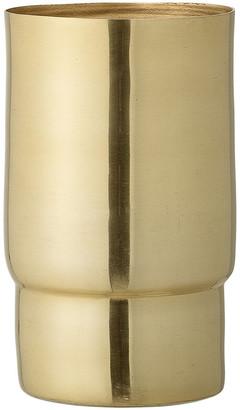 Bloomingville - Metal Vase - Gold - 17cm