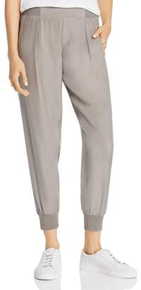 ATM Anthony Thomas Melillo Silk Jogger Pants