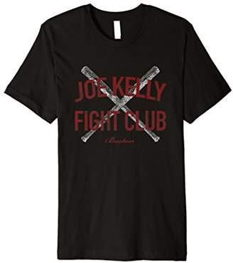 Red Tee Premium Joe Kelly Fight Vintage Shirt for Boston Fan