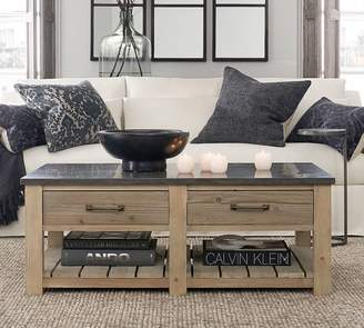 Pottery Barn Parker Reclaimed Wood Coffee Table