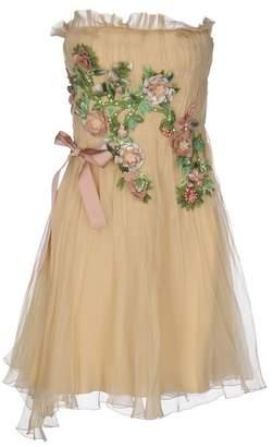 Alberta Ferretti (アルベルタ フェレッティ) - アルベルタ フェレッティ ミニワンピース&ドレス