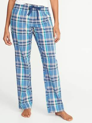 Old Navy Poplin Sleep Pants for Women