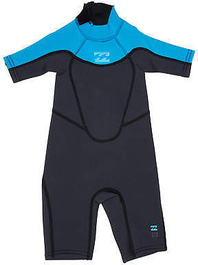Billabong New Boys Toddler Absolute 2Mm Bz Springsuit Blue