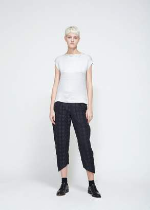 Issey Miyake Square Pleat Top