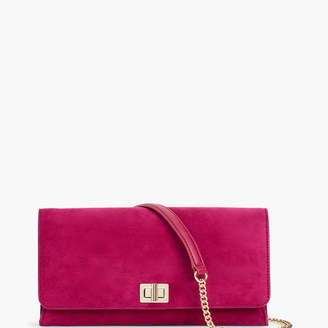 Talbots Refined Suede Bag