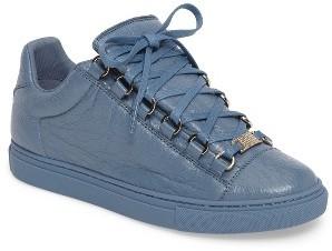 Women's Balenciaga Low Top Sneaker $595 thestylecure.com