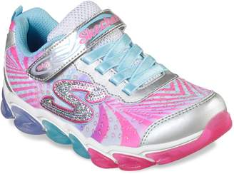 4d80f5817a4b Skechers S Lights Jelly Beams Girls  Light Up Shoes