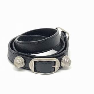 Balenciaga Leather bracelet