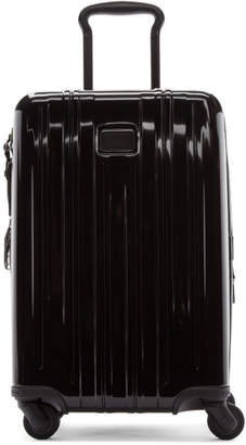 Tumi (トゥミ) - Tumi ブラック V3 インターナショナル エクスパンダブル キャリーオン スーツケース