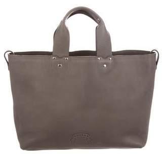 Ghurka Leather Arga Tote