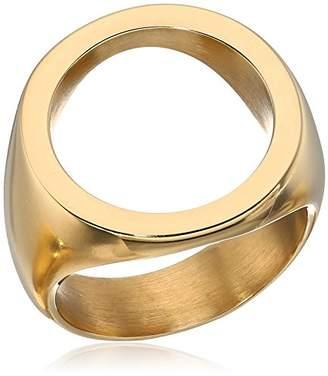 Soko Open Circle Statement Ring