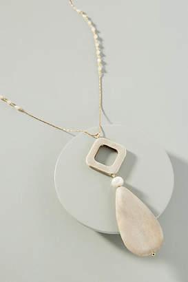 Serefina Sandrine 14K Gold-Plated Pendant Necklace