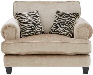 Cavendish Safari Fabric Cuddle Chair