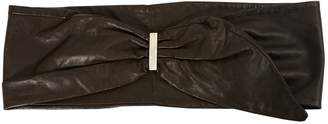 Barbara Bui Leather Belt