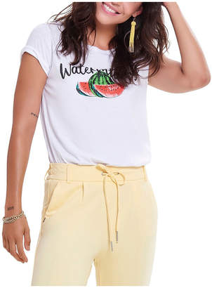 Only onlHAPPY LOVE S/S T-SHIRT JRS