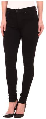 Hudson Barbara High Rise Skinny Jeans in Black Women's Jeans