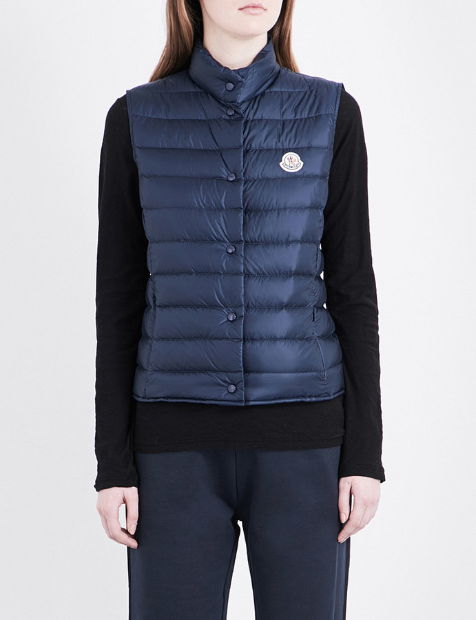 MonclerMoncler Lianne quilted shell gilet