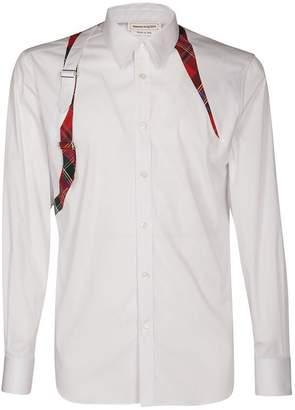 Alexander McQueen Buckle-Detail Shirt