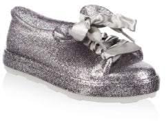 Mini Melissa Girl's Disney Low-Top Sneakers