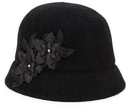 Collection 18 Classic Floral Cloche
