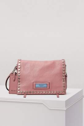 Prada Studs shoulder bag