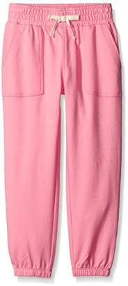 Scout + Ro Big Girls' French Terry Cuffed Pant