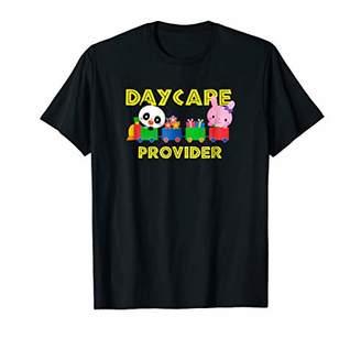Express Daycare Provider Shirt Panda Bunny Train Ride Tshirt