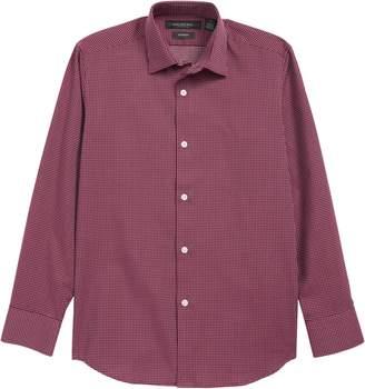 Andrew Marc Dot Dress Shirt