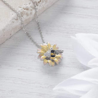 Bumble Bee Lauryn James Daisy Necklace