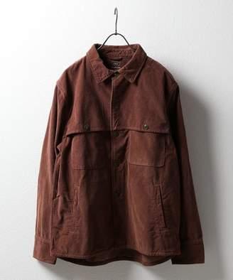 SAVE KHAKI UNITED (セーブ カーキ ユナイテッド) - Save Khaki United Sku 18 Wale Corduroy Shirt Jacket