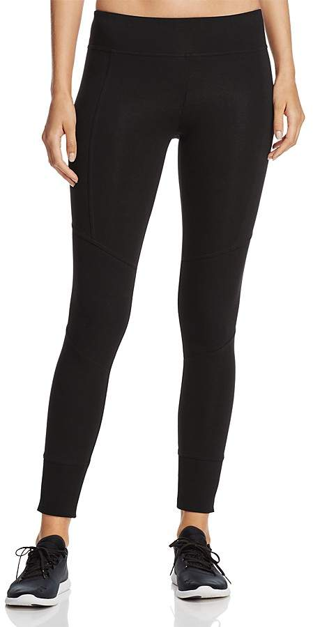 Marc New York Performance Seamed Contour Leggings